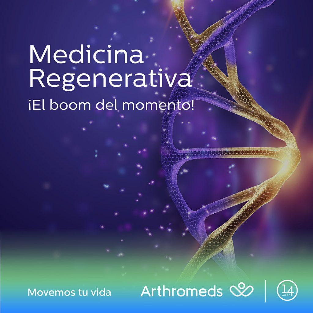 La medicina Regenerativa ¡El Boom del Momento!